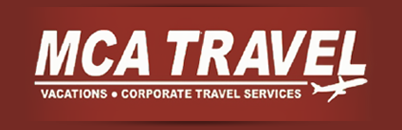 MCA TRAVEL, Logo