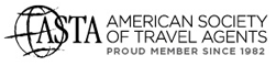 American Society of Travel Agents® Logo
